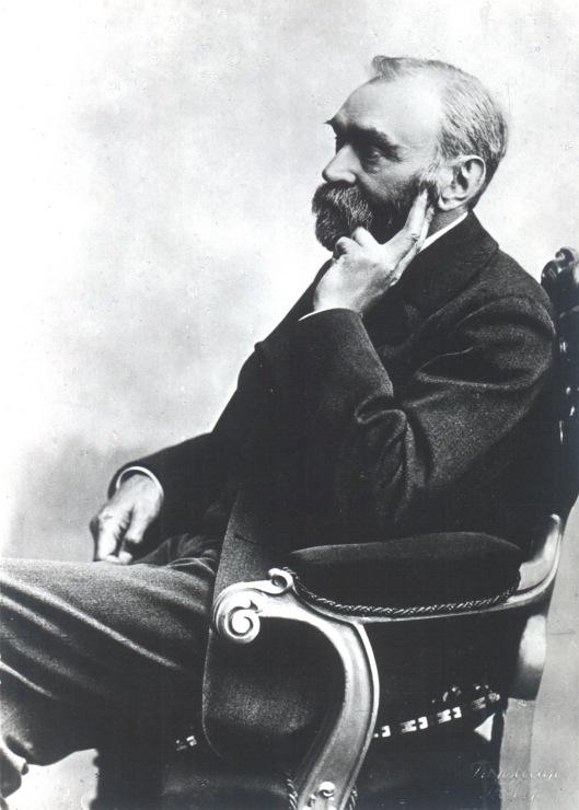Scientific Identity, Portrait of Alfred Bernhard Nobel