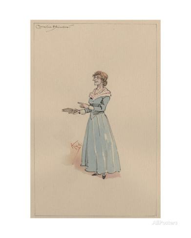joseph-clayton-clarke-miss-cornelia-blimber-c-1920s