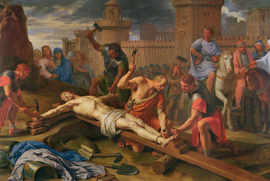the-crucifixion-philippe-de-champaigne