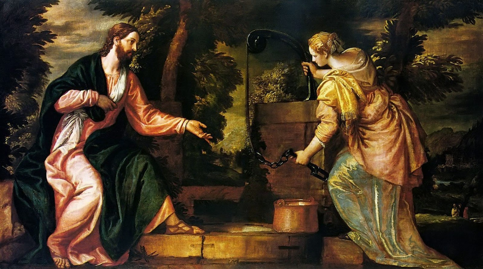 Where Have We Been and Where Are We Going?: The Samaritan Woman encounters Christ at the Well of ...